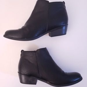 Children's Place Black Ankle Boots